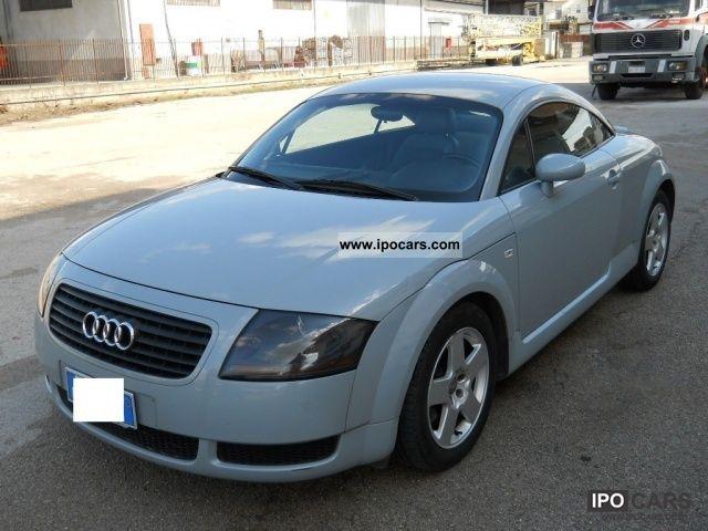 Audi TT 1.8 T Coupe Quattro