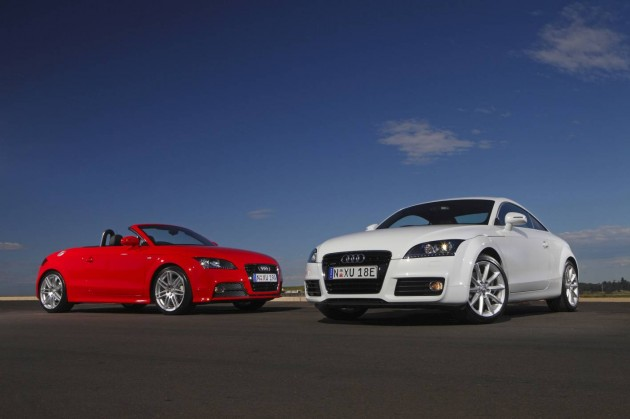 Audi TT 1.8 TFSi Coupe