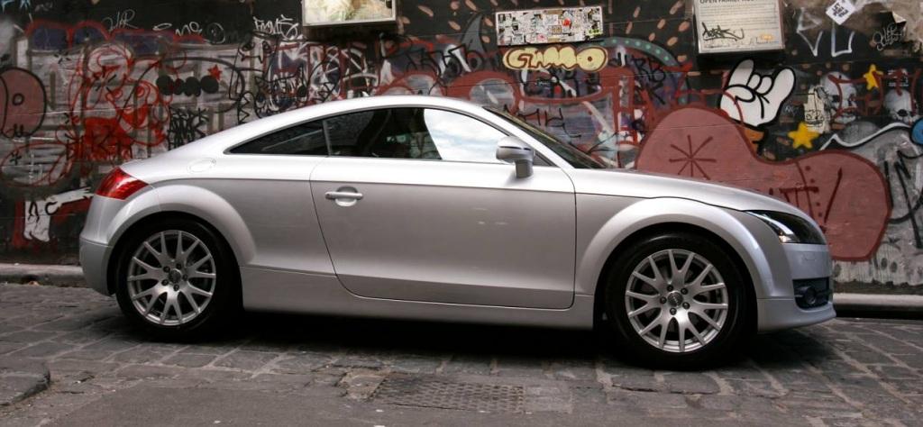 Audi TT 1.8 TFSi Roadster