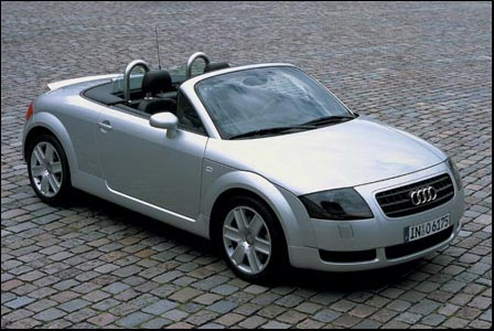 Audi TT 180 Roadster