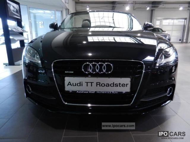 Audi TT 2.0 TDi Roadster Quattro