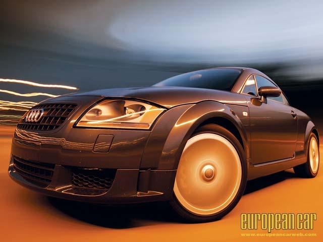 Audi TT 250 Roadster Quattro
