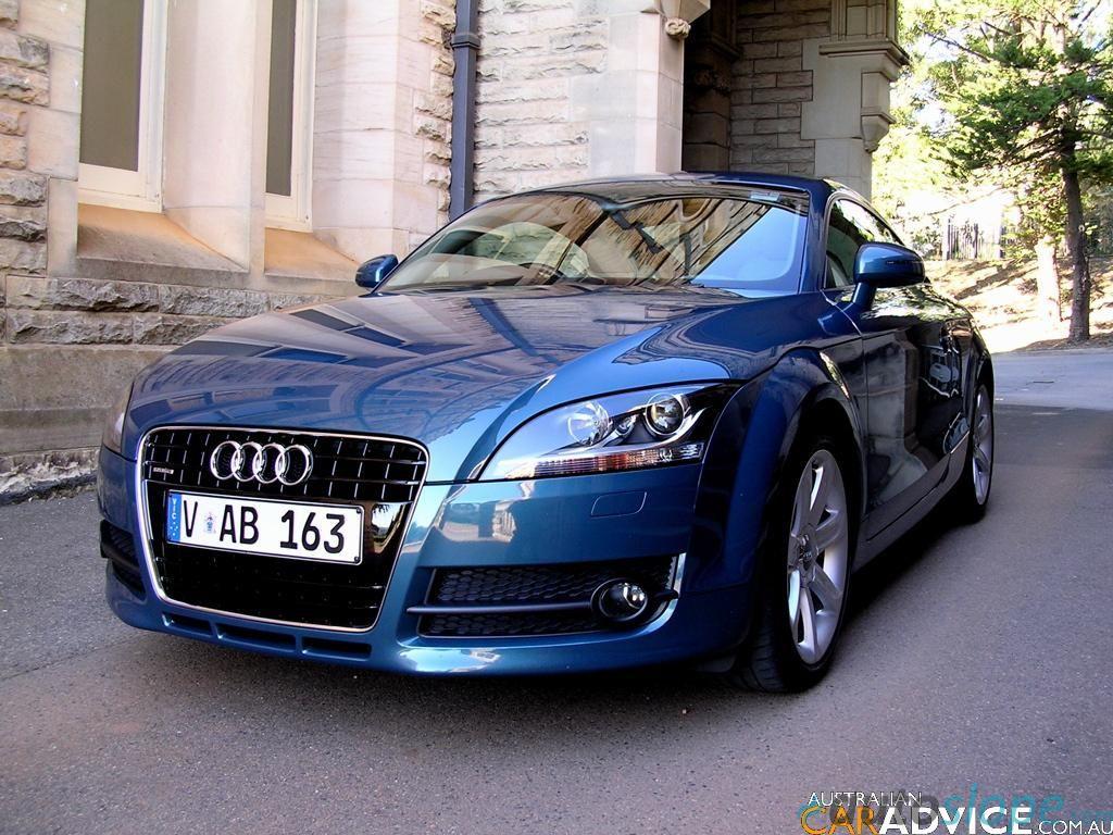Audi TT 3.2 Roadster Quattro