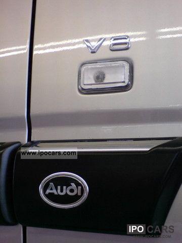 Audi V8 3.6 quattro