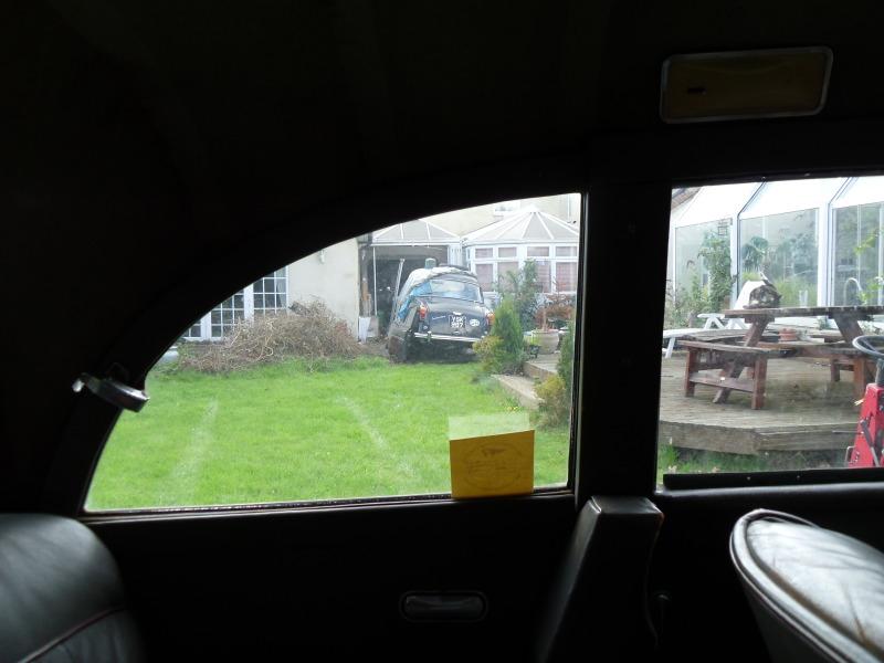 Austin A55 Cambridge