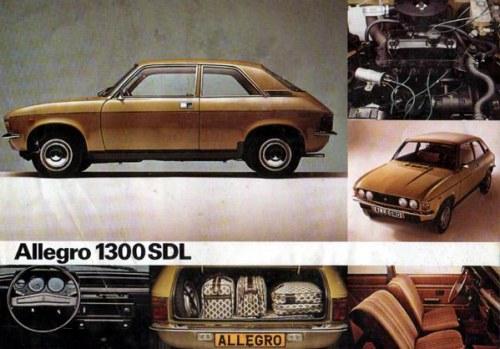 Austin Allegro 1100
