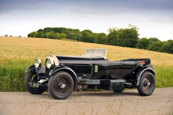 Bentley 6-Litre