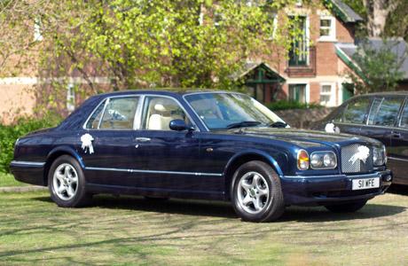 Bentley Arnage 4.4