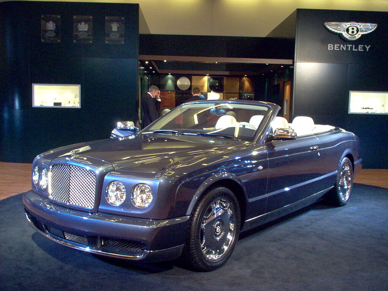 Bentley Azure Convertible
