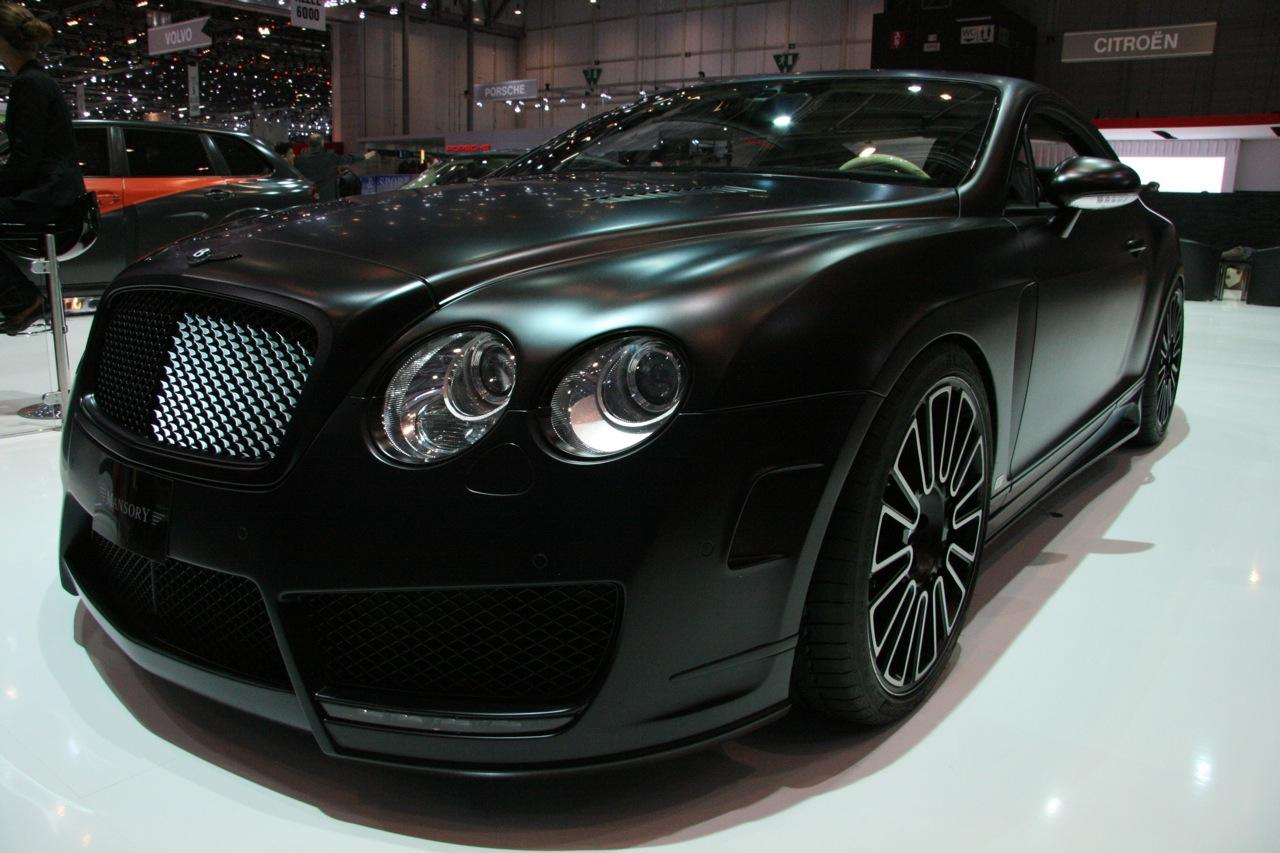 Bentley Continental GTC Convertible