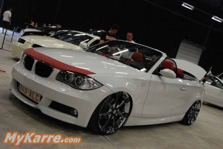 view of bmw 118d cabriolet photos video features and. Black Bedroom Furniture Sets. Home Design Ideas