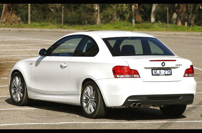 BMW 125i Coupe