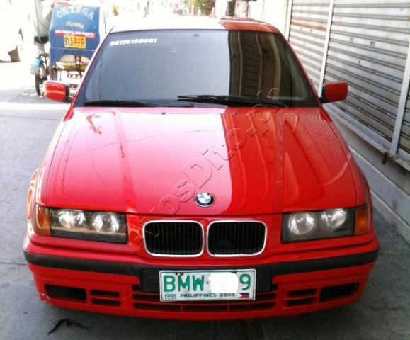 BMW 3 316i MT