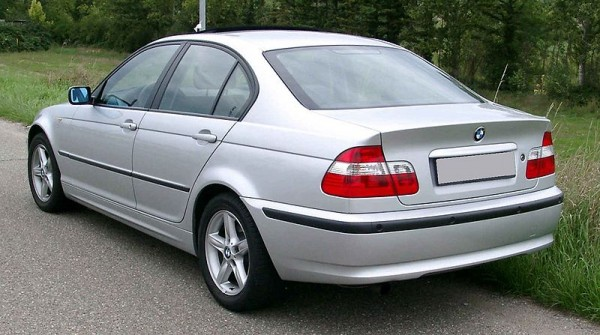 BMW 3 325iX MT