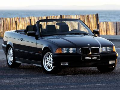 BMW 3 Cabrio 325i 170hp MT