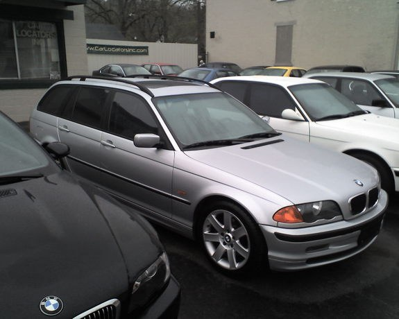 BMW 3 Cabrio 325i 170hp MT