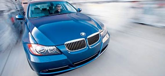 BMW 3 Coupe 330i MT