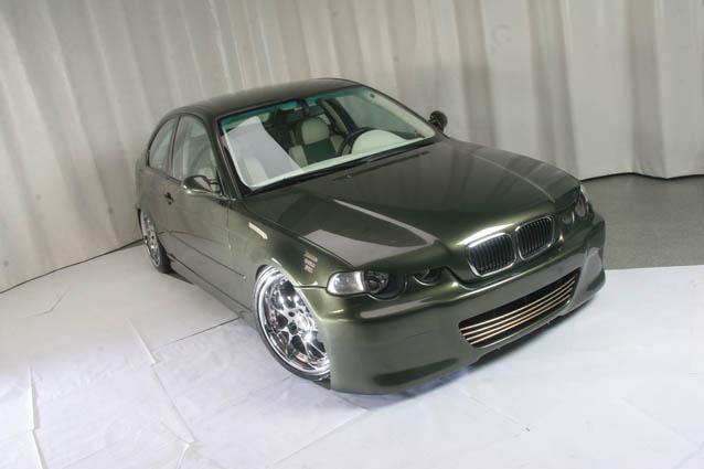 BMW 318 TD Compact