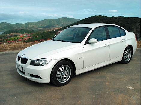 BMW 320d Automatic