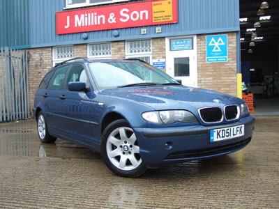 BMW 320d Touring Sport Automatic