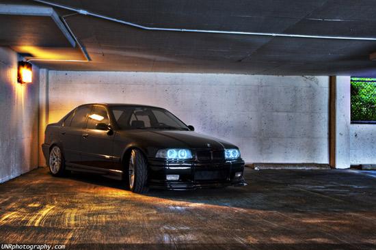 BMW 325i Coupe
