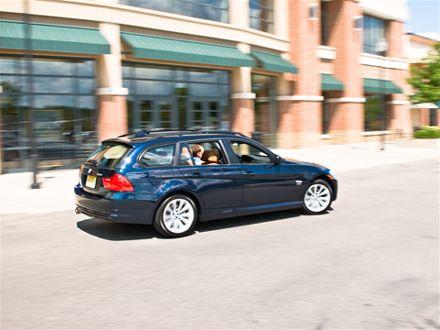 BMW 325xi Sport Wagon