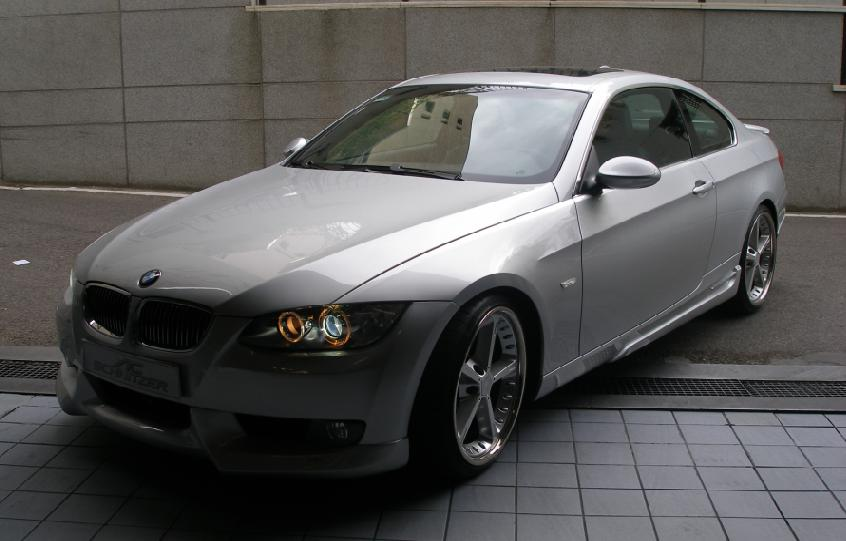 BMW 330d Coupe