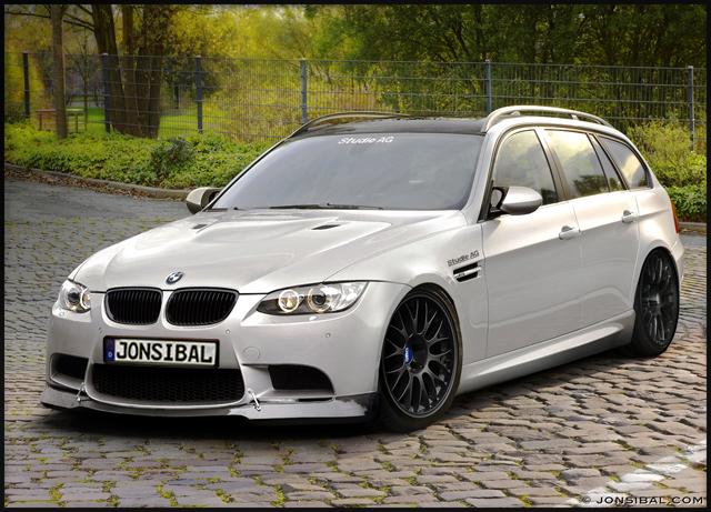 BMW 330xi Touring