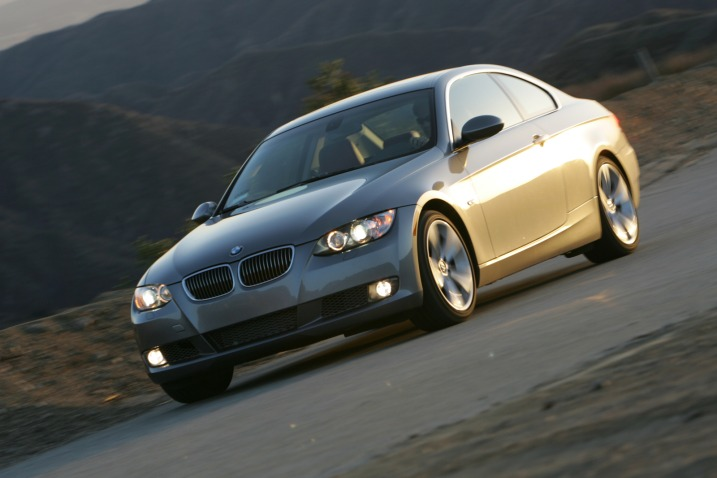 BMW 335i Coupe Exclusive Automatic