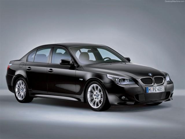 BMW 5 530d MT