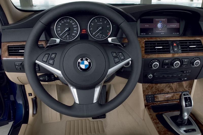 BMW 525d xDrive Touring