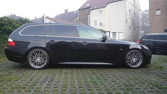 BMW 535d Touring