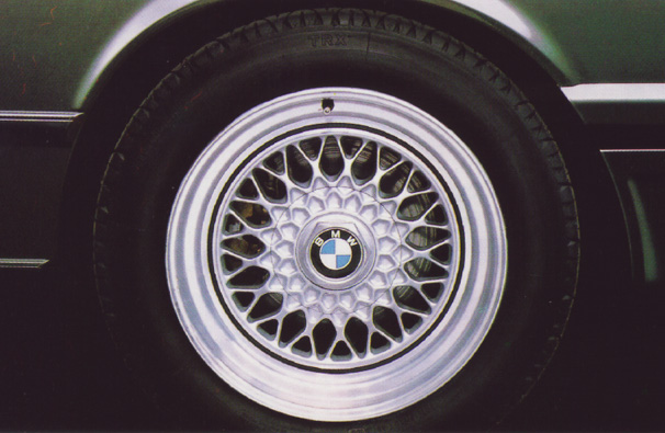 BMW 6 Coupe M635CSi 286hp
