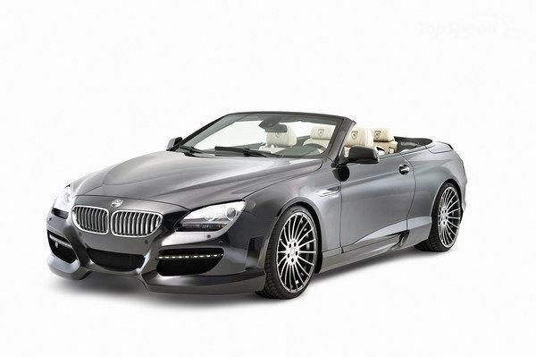 BMW 630i Cabriolet