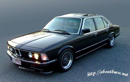 BMW 7 730