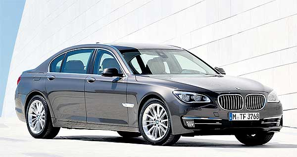 BMW 7 730i 218hp AT