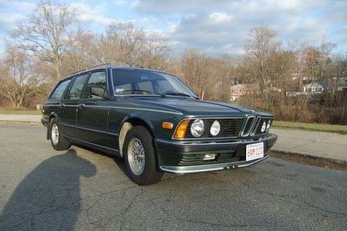 BMW 7 735iL AT