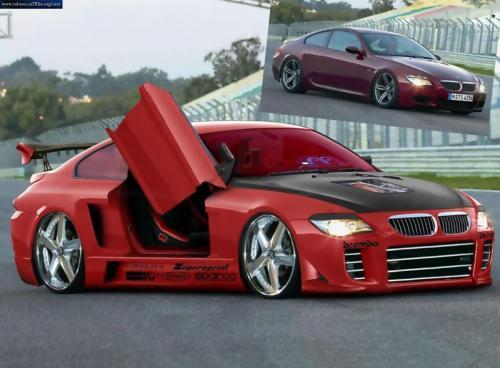 BMW M6 5.0 MT