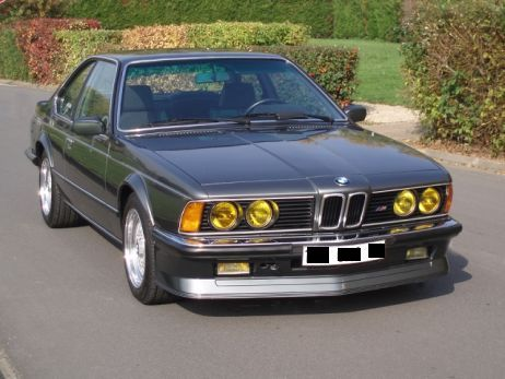 BMW M6 635 CSi