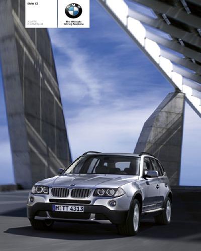 BMW X3 2.0D Sport