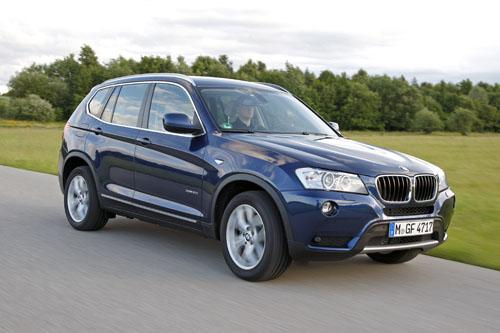 BMW X3 2.5i Sports Activity