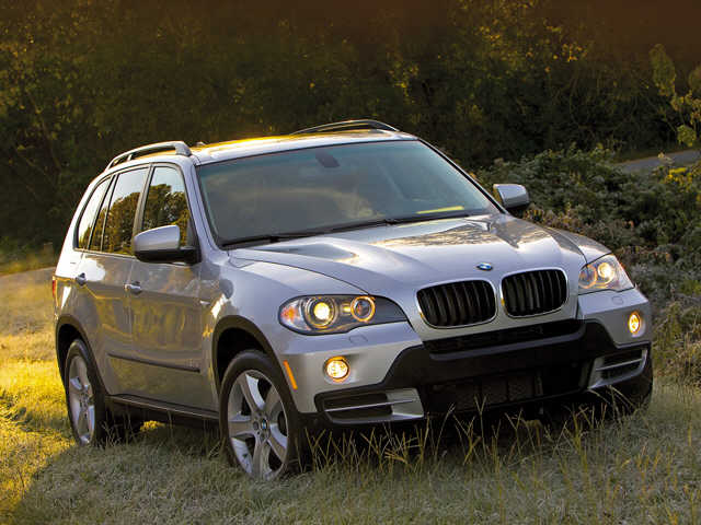 BMW X5 4.8si Steptronic