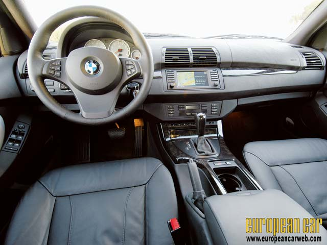 BMW X5 48is AT