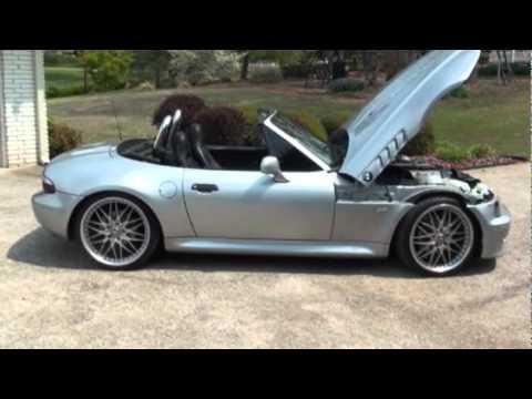 BMW Z3 2.8 MT