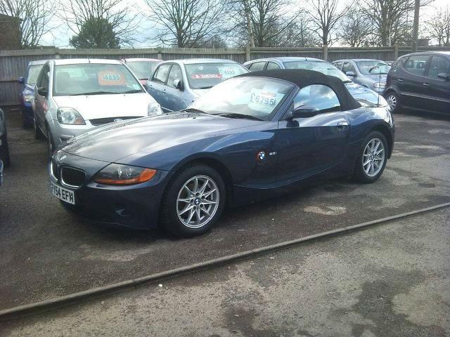 BMW Z4 2.2i