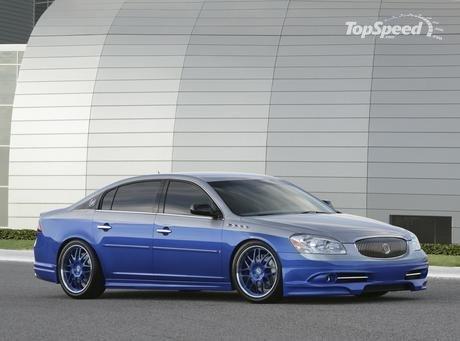 Buick Lucerne Super