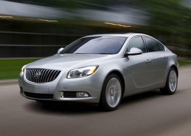 Buick Regal 3.8