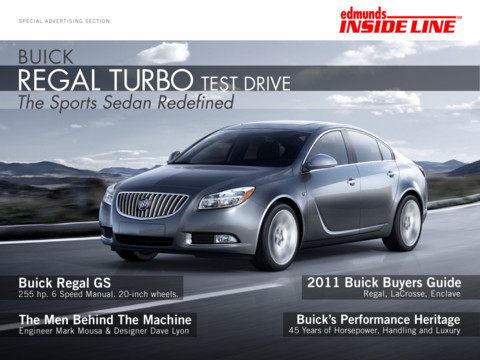 Buick Regal 4.3