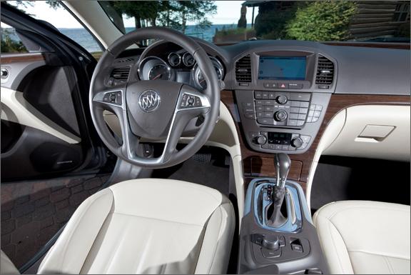 Buick Regal CXL Turbo