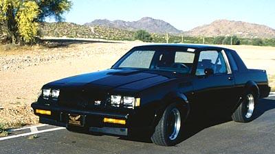 Buick Regal GNX